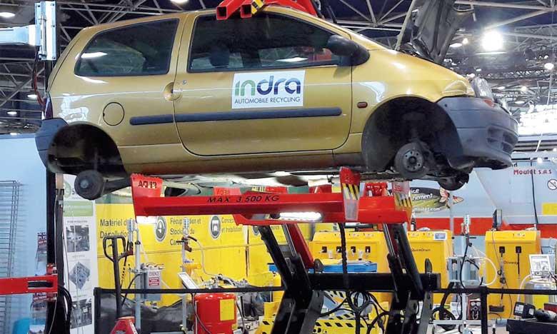 L'État mandate Indra pour organiser la filière au Maroc