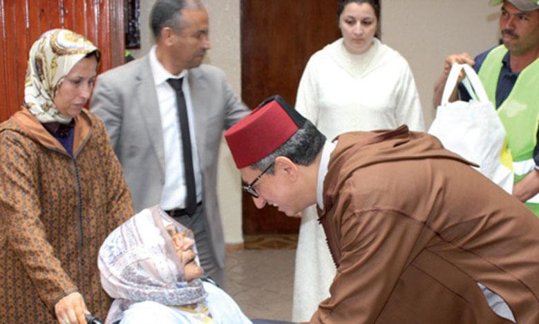 6.100 personnes bénéficient  de l'opération «Ramadan 1439»