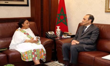 Vers la création d'un groupe d'amitié parlementaire Maroc-Ethiopie