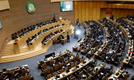 L'adhésion du Maroc au Parlement panafricain officialisée