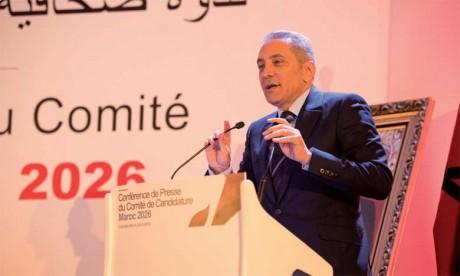 Moulay Hafid Elalamy confiant