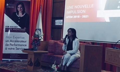 Les candidates à la présidence de l'AFEM présentent leurs programmes