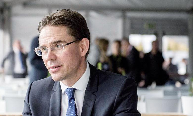 «Le plastique peut être fantastique, mais nous devons l'utiliser de façon plus responsable», a lancé l'un des vice-présidents de la Commission, Jyrki Katainen. Ph. DR