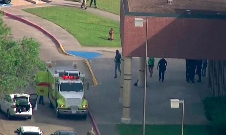 Plusieurs morts lors d'une fusillade dans un lycée du Texas