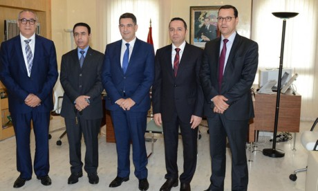 Vers la création d'une annexe de l'Université Mohammed V au Qatar et d'une université maroco-qatarie au Maroc