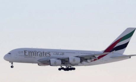 Emirates a plus que doublé  son bénéfice annuel