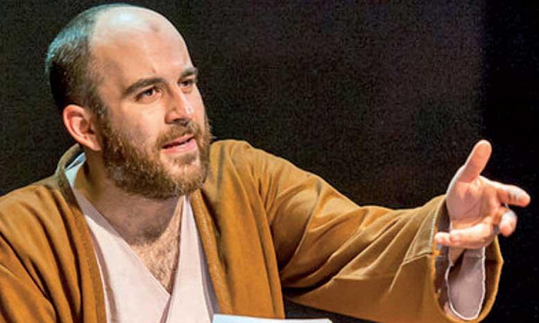 Lectures théâtrales avec Hassan El Jaï
