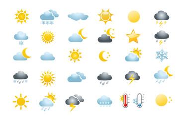 Prévisions météorologiques pour la journée du samedi 19 mai 2018