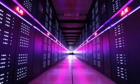 Tianhe-3, le superordinateur nouvelle génération verra le jour en 2020