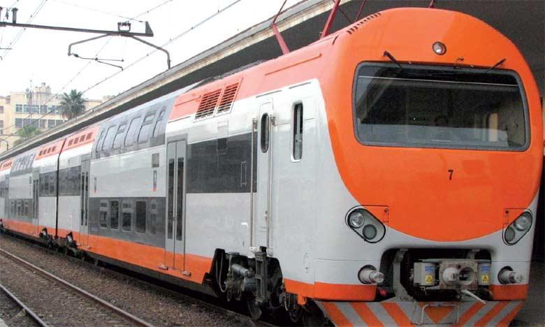 Plusieurs trains navettes rapides et des trains de ligne seront supprimés partiellement ou totalement du 23 au 28 mai