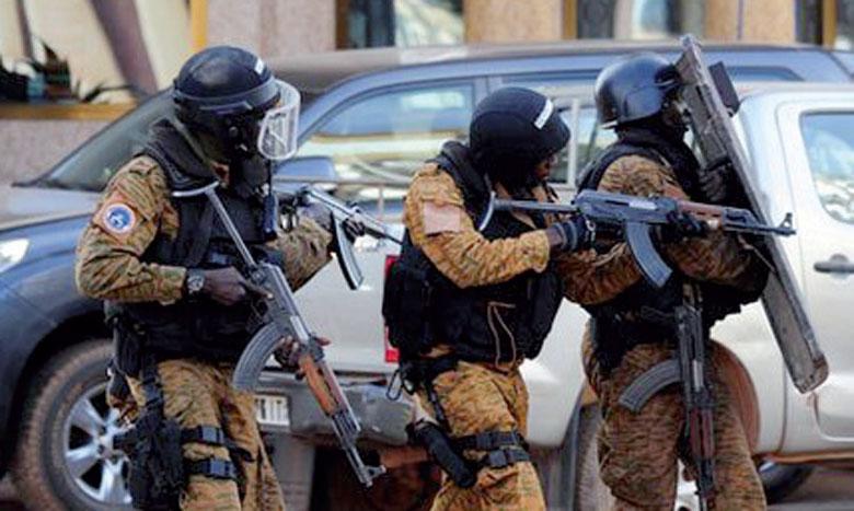 Trois morts dans une opération contre des jihadistes présumés à Ouagadougou