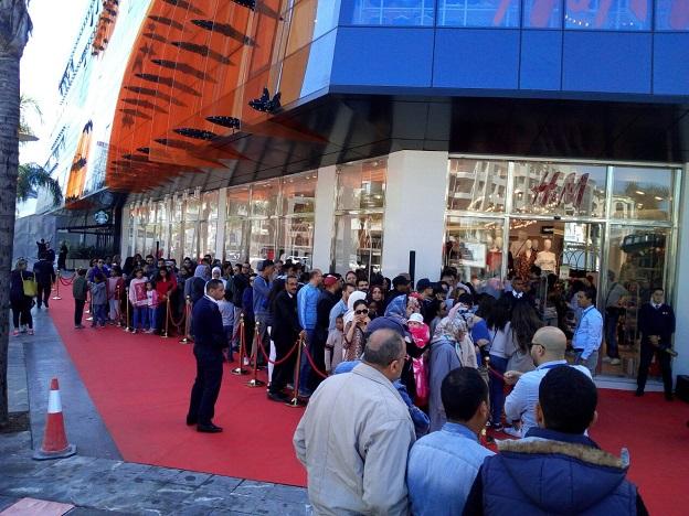H&M ouvre son premier flagship store au Maroc !