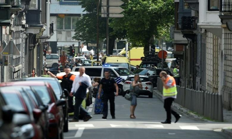 """La justice belge a retenu la qualification """"d'assassinat terroriste"""" pour l'Attaque de Liège"""