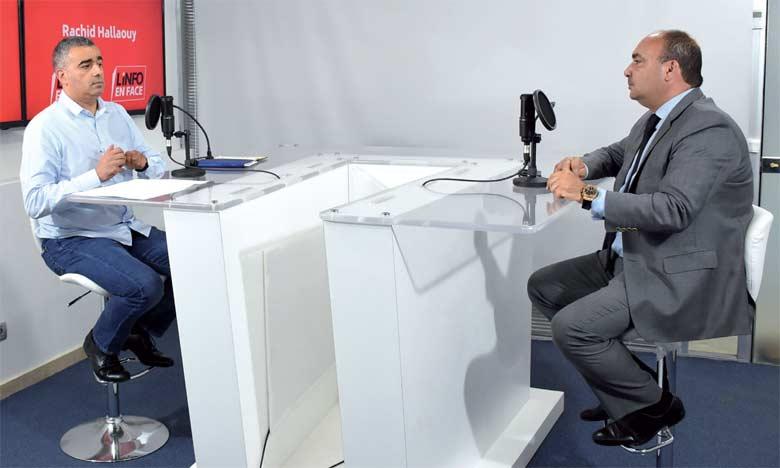 Moncef Belkhayat: «Nous avons  besoin d'un électrochoc pour renouer avec la croissance et la confiance»