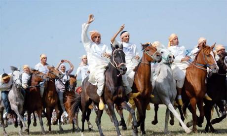 Larache fête le patrimoine équestre  ancestral de la région du Nord