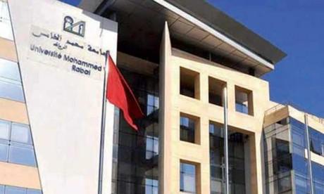 L'UM5 de Rabat et Cadi Ayyad de Marrakech  occupent des positions honorables