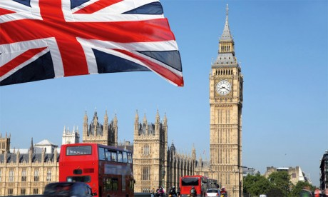 La croissance britannique ressort à 0,1% au premier trimestre.