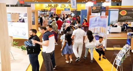 Des centaines de projets immobiliers ont été présentés sur une surface d'exposition et d'animation de près de 10.000 m2. Ph. DR