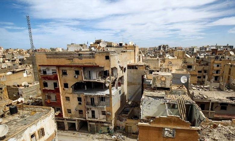 Sept personnes tuées à Benghazi