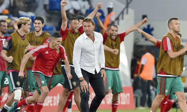 Hervé Renard: «On veut aller à la Coupe du monde  pour ne pas décevoir les gens»