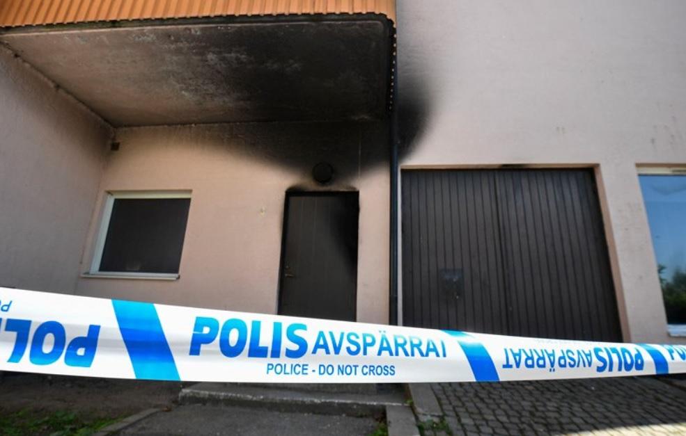 Incendie dans une mosquée au sud de la Suède