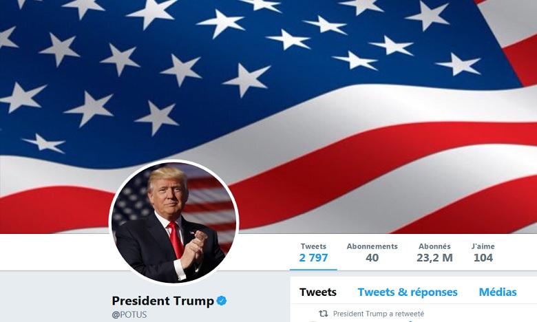 Le président américain peut-il bloquer ses opposants sur Twitter?