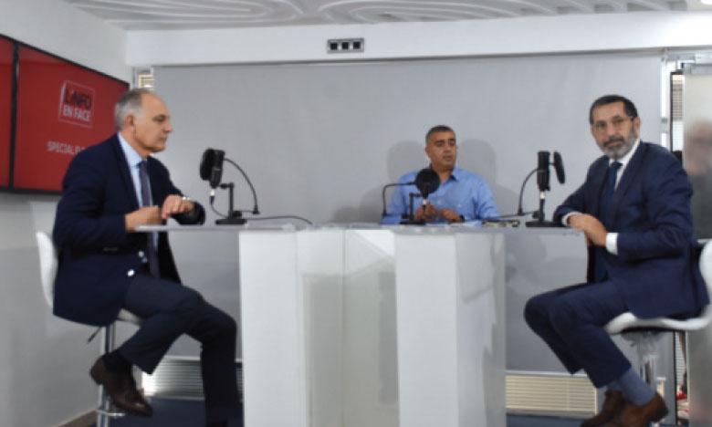 Salaheddine Mezouar: «Nous sommes très confiants et croyons en la mobilisation des entreprises autour de notre binôme»