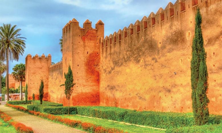 130 millions de DH pour restaurer l'ancienne médina de Rabat