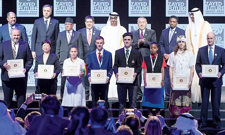 Le Prix «ZayedSustainability» lance un appel aux candidatures africaines