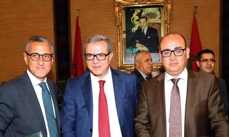 L'Ordre des avocats de Casablanca et l'ANCFCC renforcent leurs relations institutionnelles
