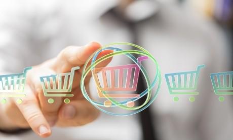 E-commerce : Les Marocains ont déboursé 5,7 MMDH au 1er trimestre