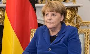 Merkel en Chine après les menaces de guerre commerciale de Trump