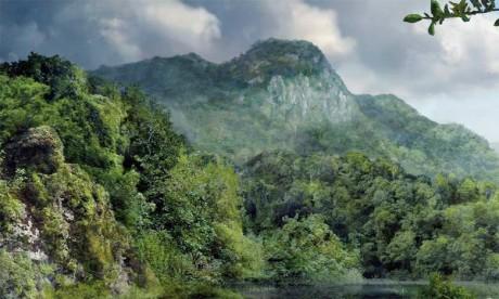 Cité en exemple de réussite d'une aire protégée, le parc national Madidi en Bolivie s'étend sur 18.957km². Il a été créé  le 21 septembre1995.  Ph. DR