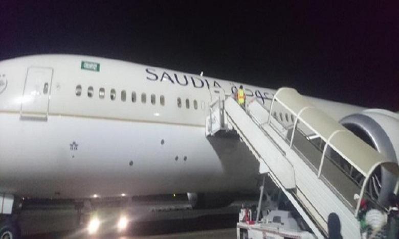 Cinquante-trois blessées lors d'un atterrissage d'urgence
