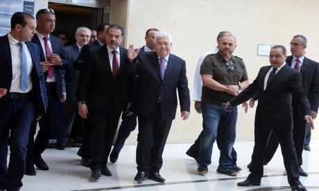 Mahmoud Abbas quitte lundi l'hôpital de Ramallah