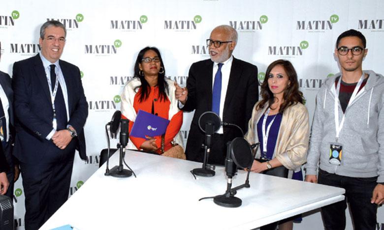 Mohamed Yatim : «Le dialogue social  est toujours ouvert avec les syndicats»
