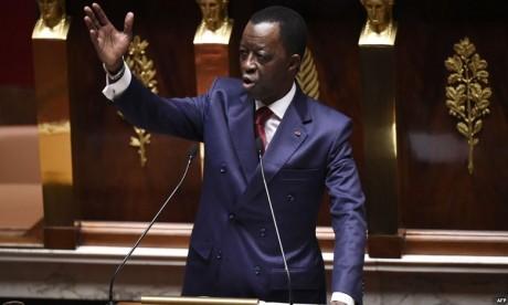 Le Camerounais Roger Nkodo Dang réélu président du parlement panafricain