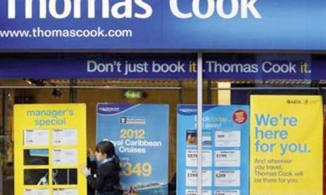 Thomas Cook optimiste  pour l'été