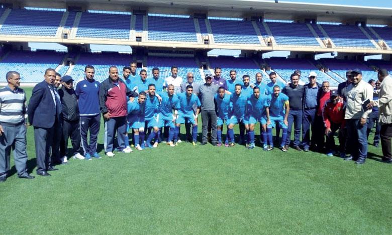 Le «Chabab Sidi Mokhtar»  accède en 2e Division amateur