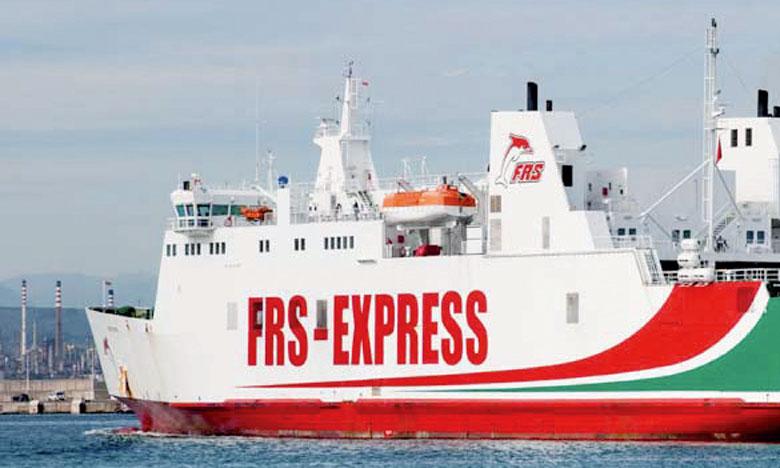Les deux nouvelles lignes de FRS seront opérées avec des ferries affrétés auprès de la compagnie Armas.