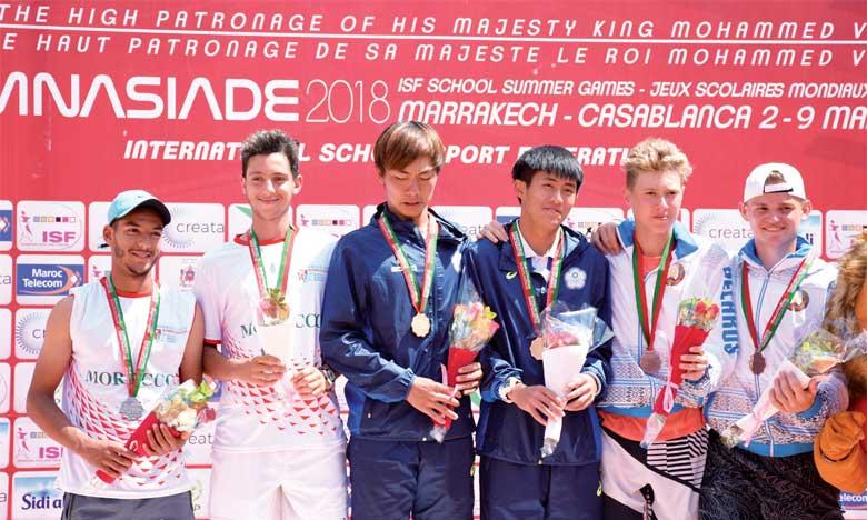 Le Maroc engrange 87 médailles et termine  sur la deuxième marche du podium