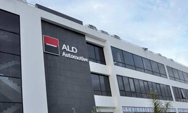 ALD Automotive franchit la barre  des 10.000 véhicules en route
