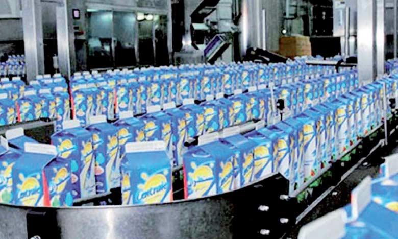 Centrale Danone fait l'objet depuis quelques jours d'un appel au boycott de sa marque de lait «Centrale» sur les réseaux sociaux.
