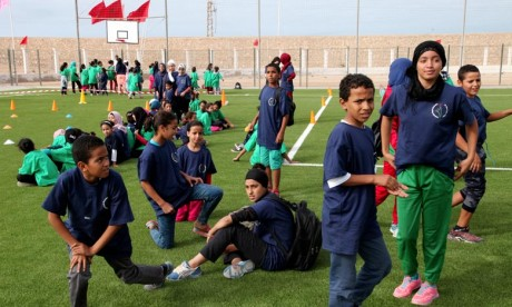 Essaouira forme 120 enfants des «U-13»
