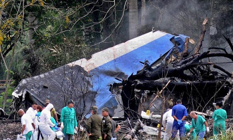Un des trois Cubaines qui avaient initialement survécu à la catastrophe aérienne du 18 mai à La Havane est décédée vendredi à l'hôpital. Ph: DR
