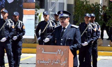 Hommage appuyé à Casablanca aux efforts de la police  pour assurer la sécurité des personnes et des biens