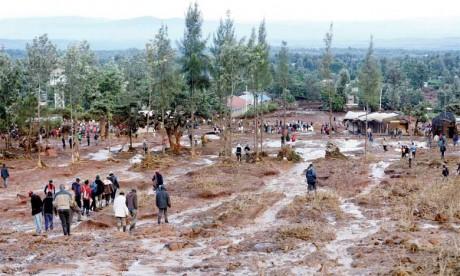 La décision de planter 1,8 milliard d'arbres au cours des cinq prochaines années est intervenue à la suite de la rupture d'un barrage, le 9 mai, qui a coûté la vie à 45 personnes auxquelles s'ajoutent les 132 victimes des inondations.  Ph. DR