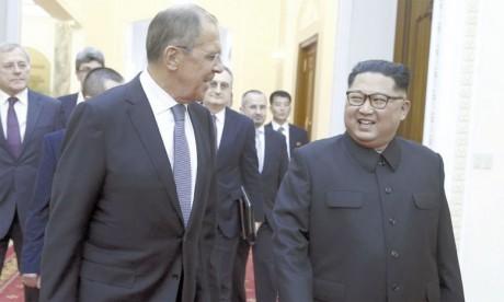 Les manœuvres diplomatiques se poursuivent