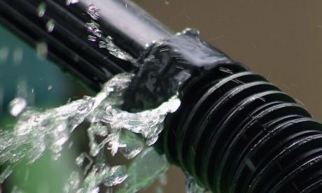 L'Environment Agency estime que quelque 3 milliards de litres d'eau sont gaspillés chaque jour en Angleterre en raison de fuites. Ph. DR