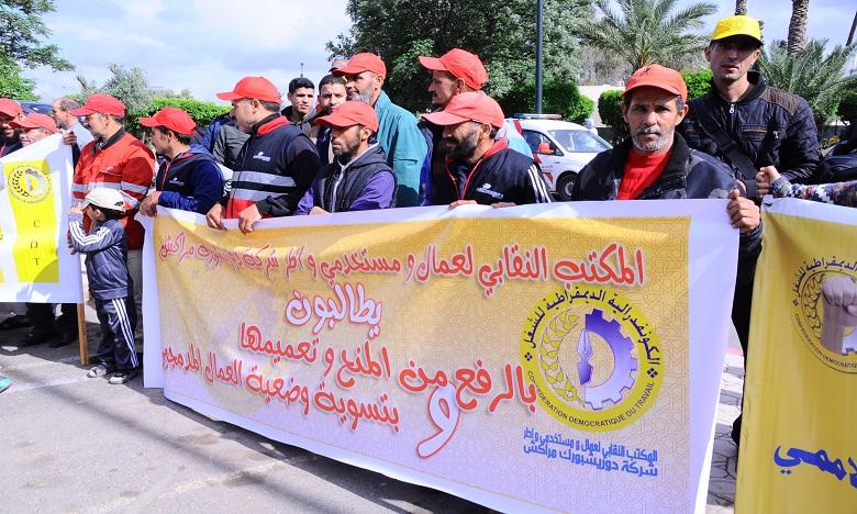 La CDT plaide pour un dialogue social ''sérieux'', le respect des libertés syndicales et du Code du travail